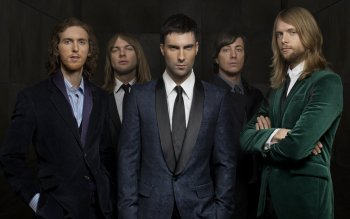 Music - Maroon 5 Wallpapers and Backgrounds ID : 308936