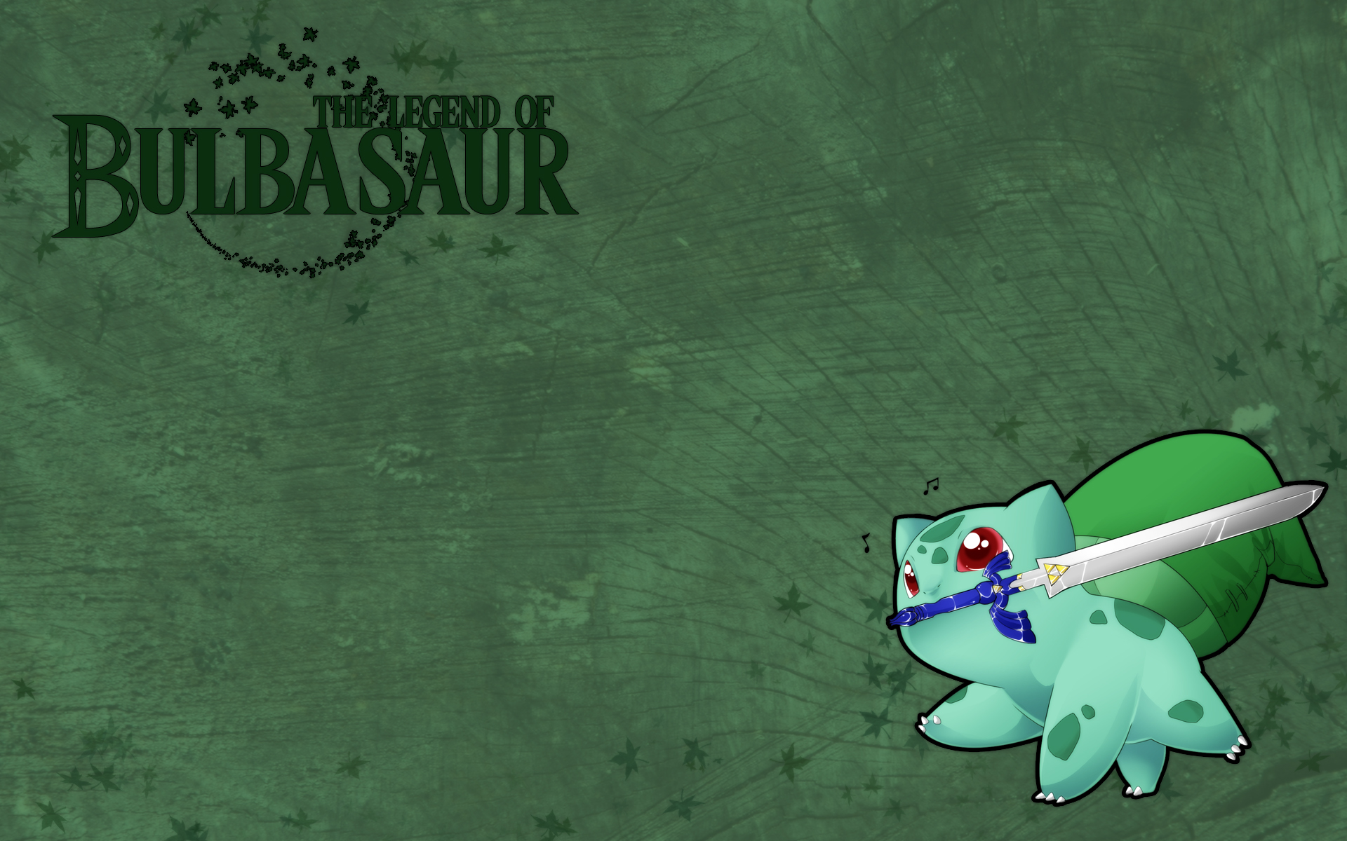 The Legend Of Bulbasaur Full HD Wallpaper And Background Image