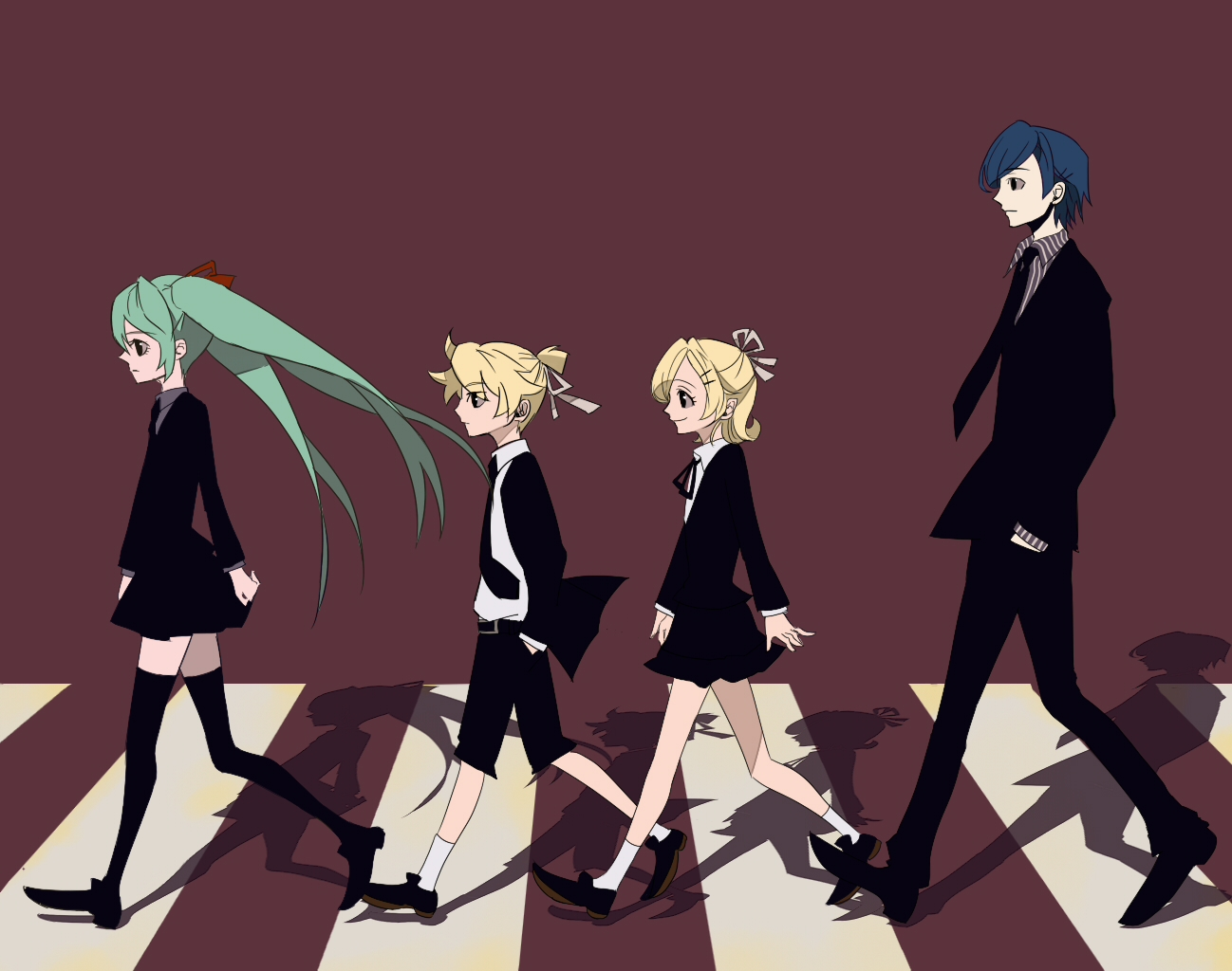 Vocaloid Wallpaper And Background Image