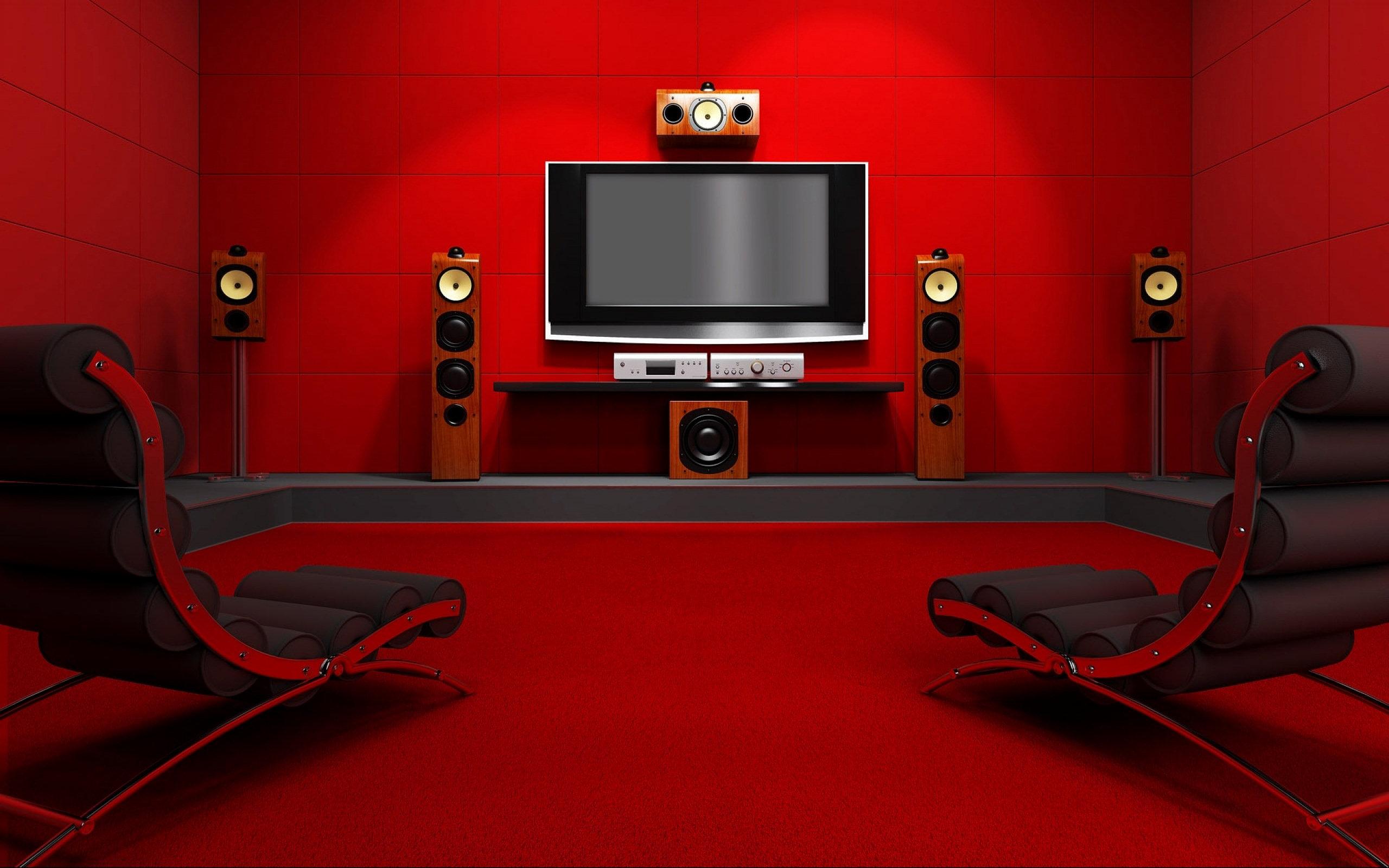 TV room Computer Wallpapers, Desktop Backgrounds