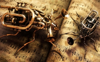 Music - Artistic Wallpapers and Backgrounds ID : 309116