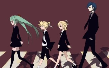 Anime - Vocaloid Wallpapers and Backgrounds ID : 309256