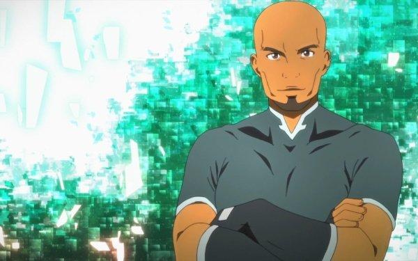Anime Sword Art Online Agil HD Wallpaper | Background Image