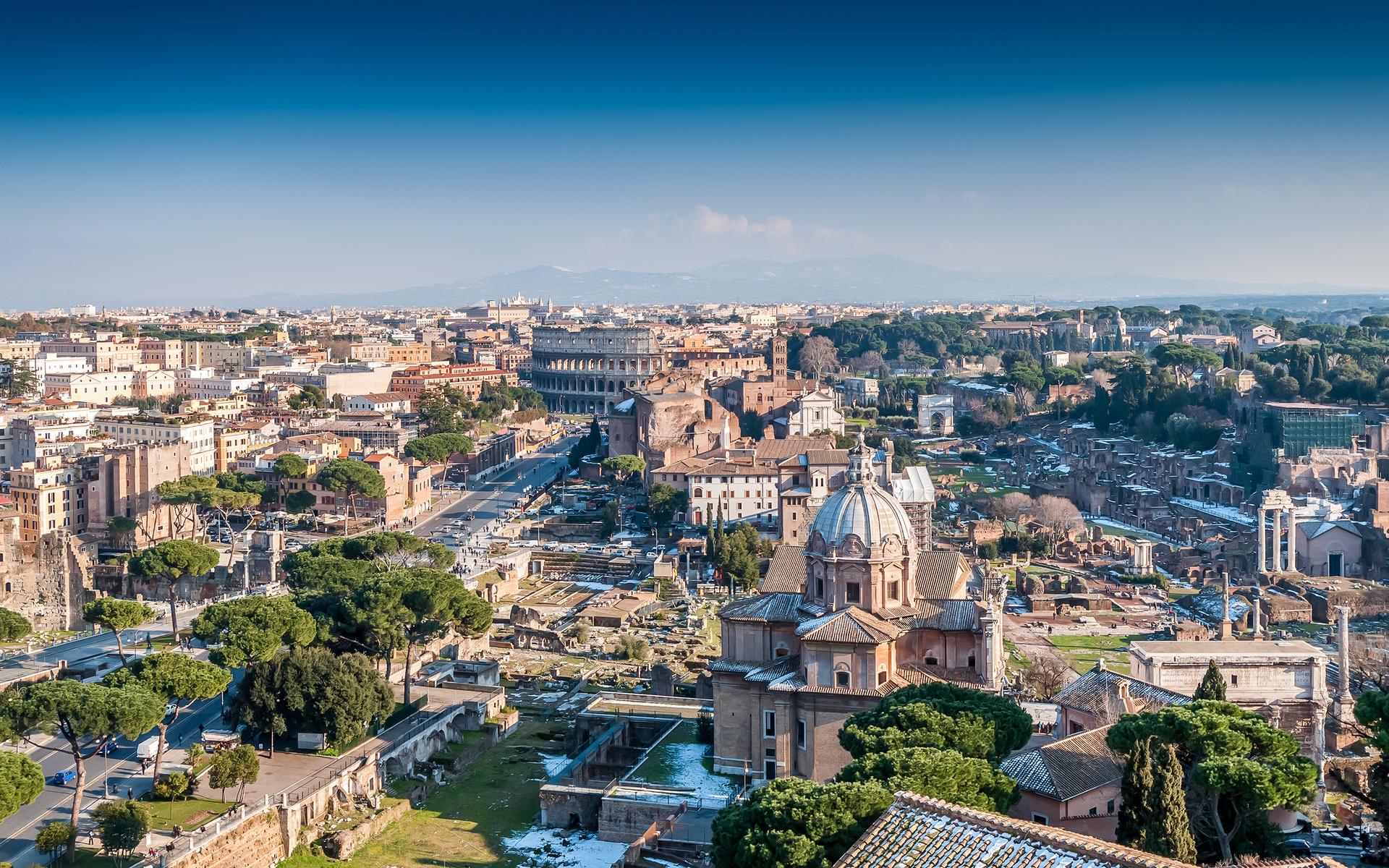 Rome italy full hd wallpaper and background 1920x1200 for Italy wallpaper