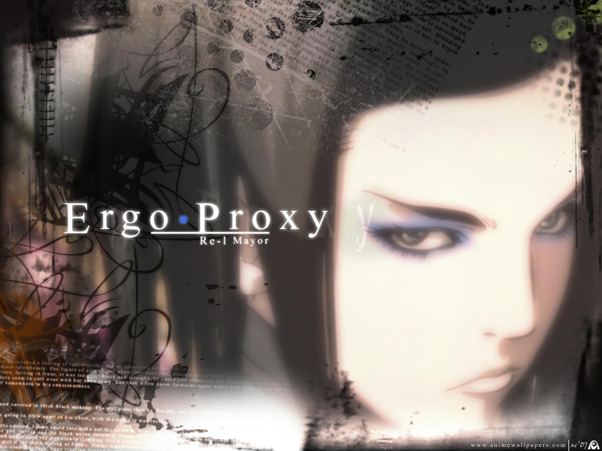 ergo proxy full hd wallpaper