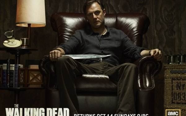 TV Show The Walking Dead Horror David Morrissey The Governor Governor HD Wallpaper | Background Image