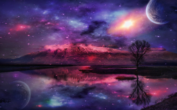 Sciencefiction - Landschap Wallpapers and Backgrounds ID : 311326