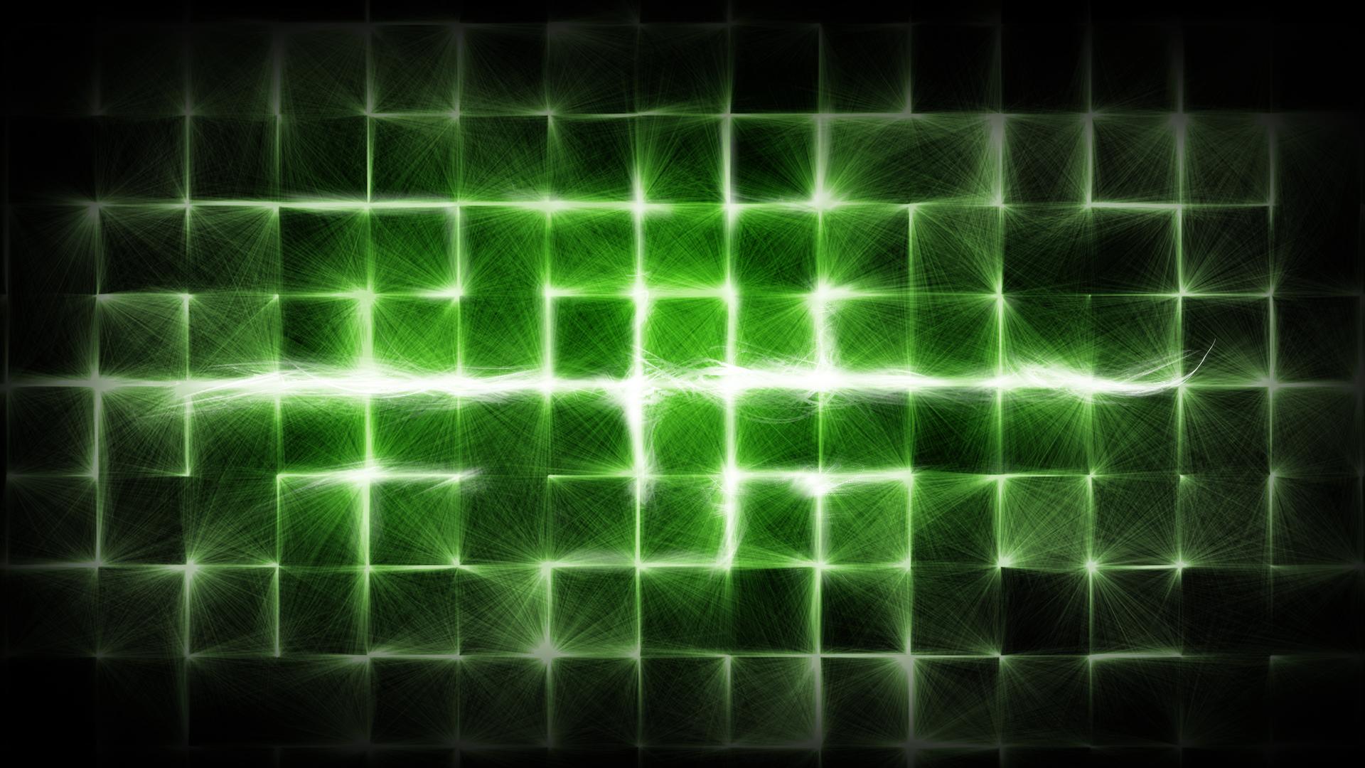 Light Grid Green Computer Wallpapers Desktop Backgrounds