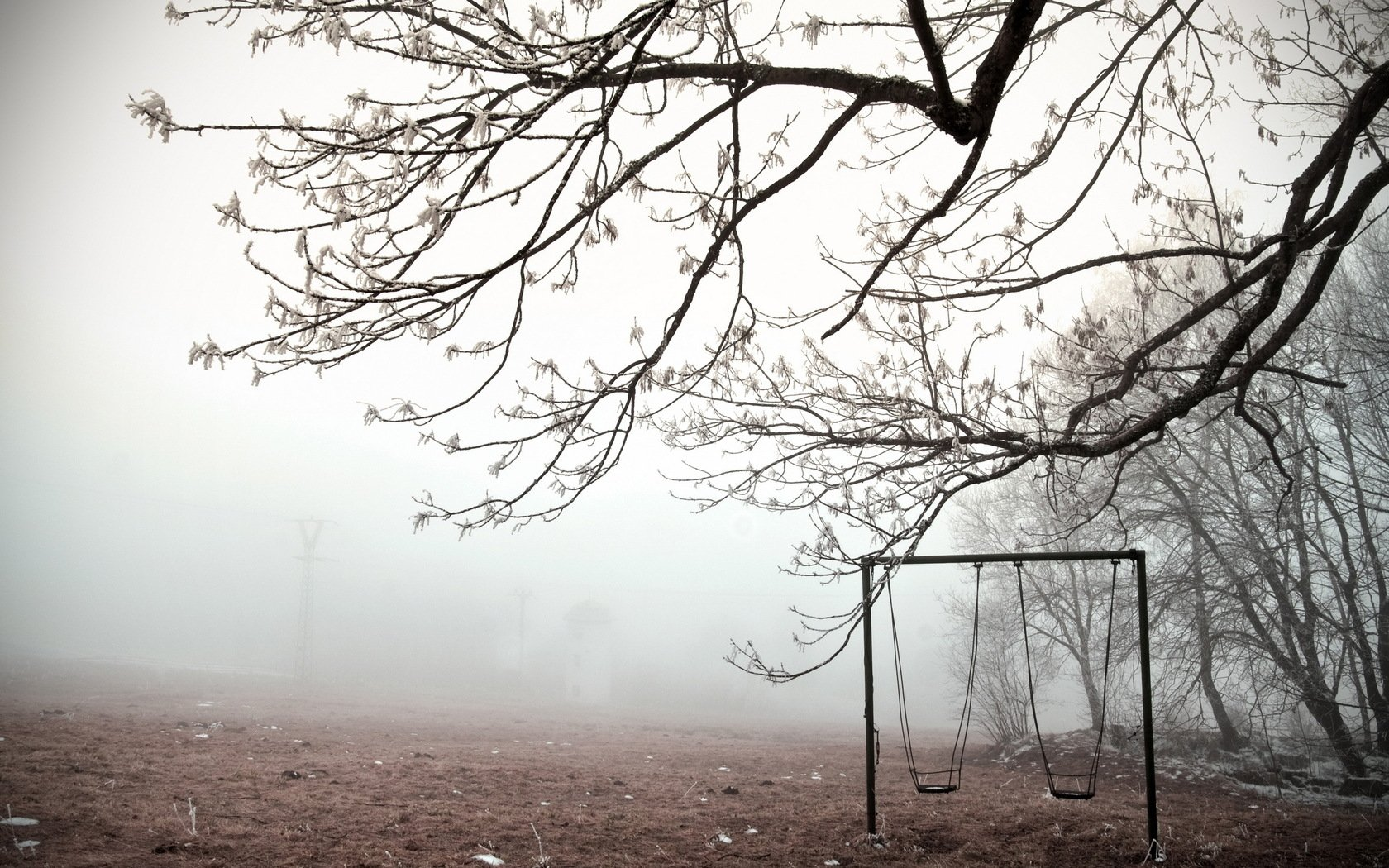 Fog Wallpaper And Background Image
