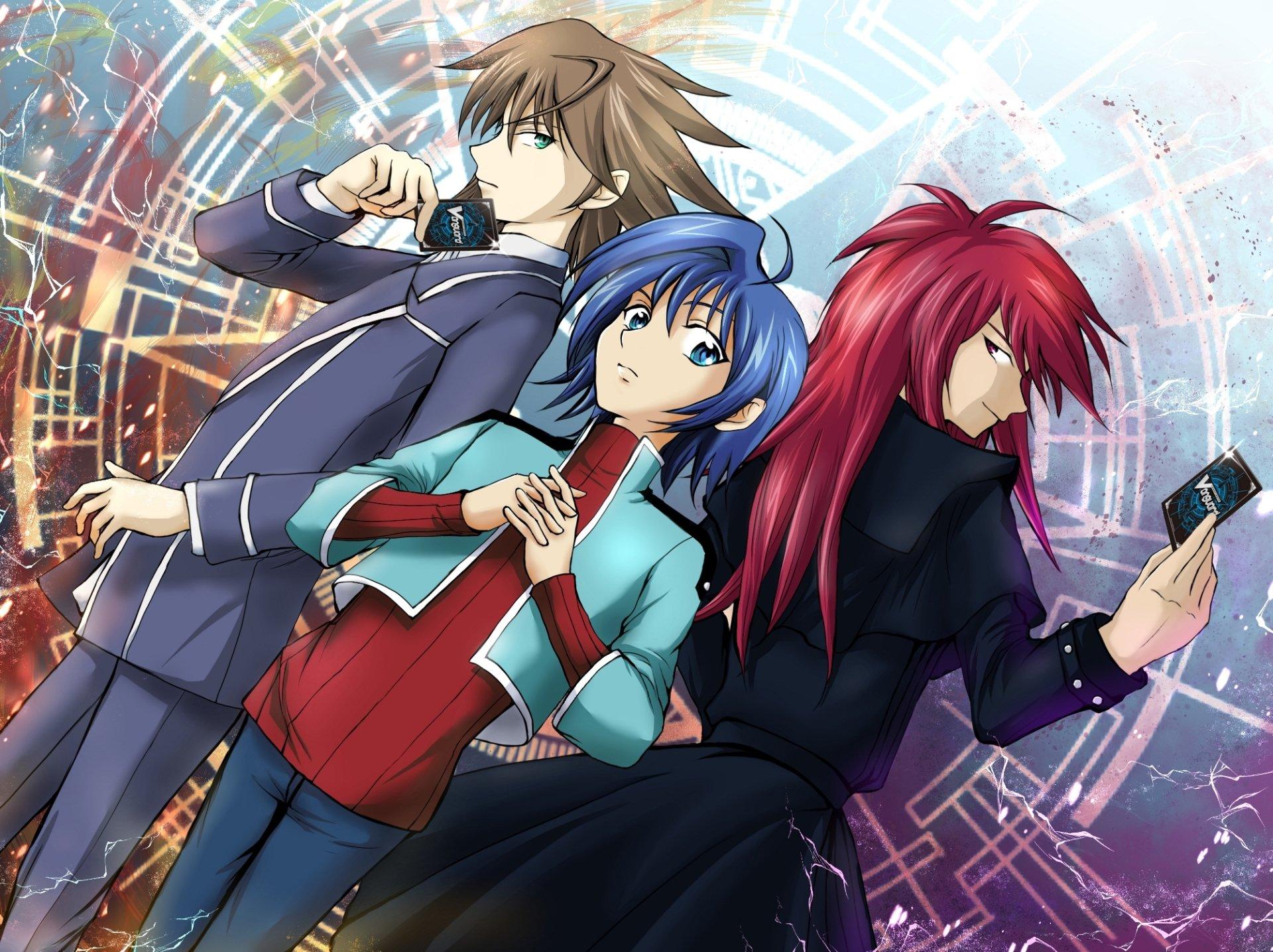 Anime - Cardfight!! Vanguard  Wallpaper