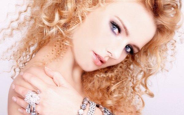 Women Face Model Fashion Style HD Wallpaper | Background Image
