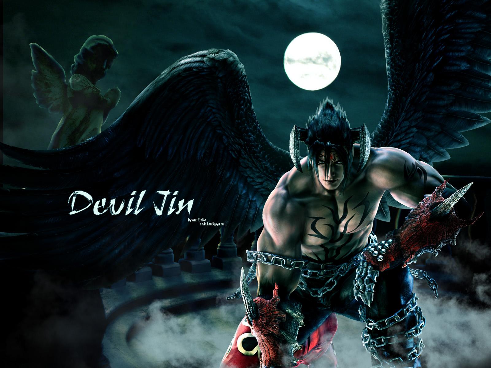 video game tekken 6 warrior angel wings wallpaper download