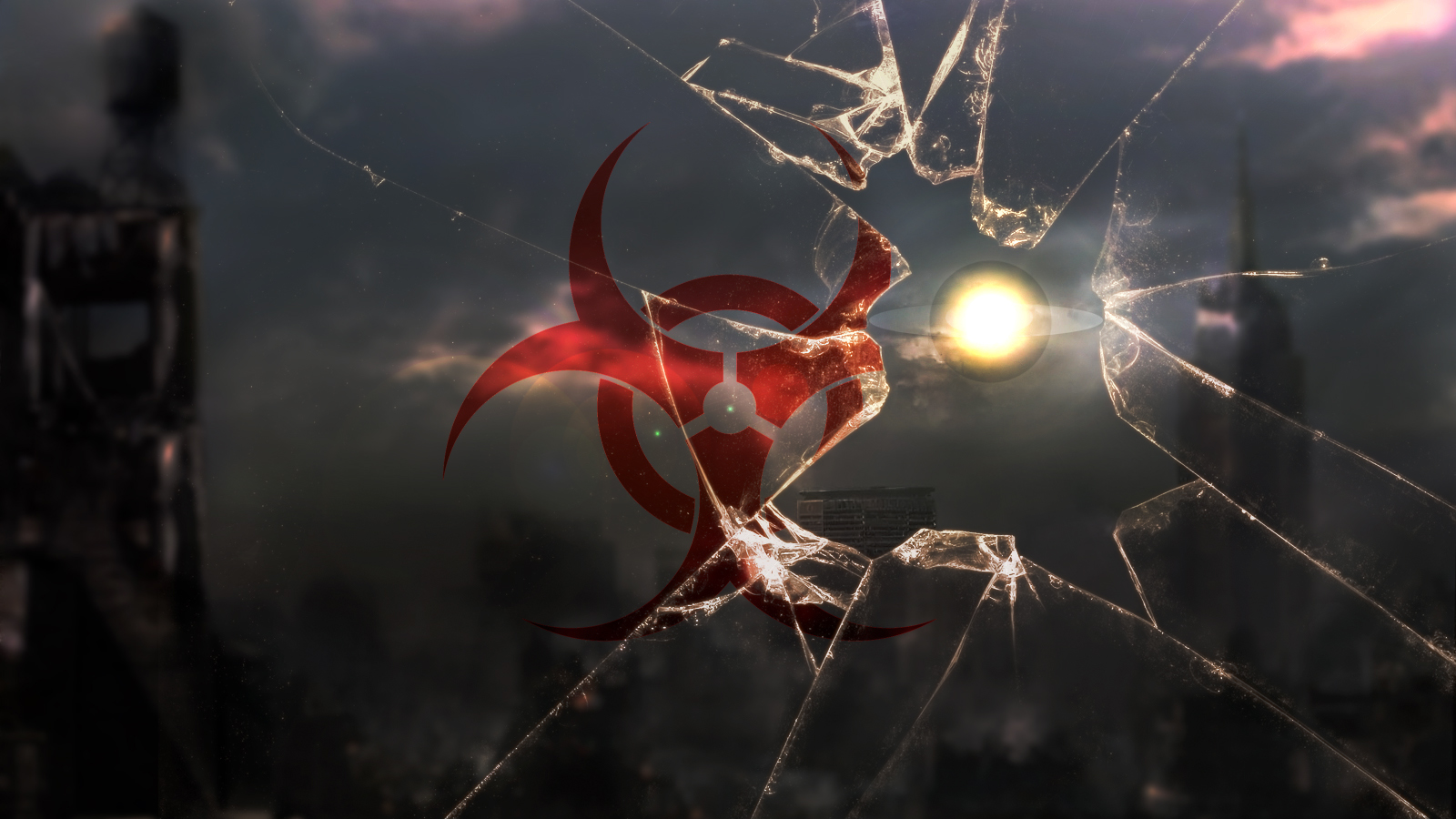 biohazard wallpaper and background image 1600x900 id