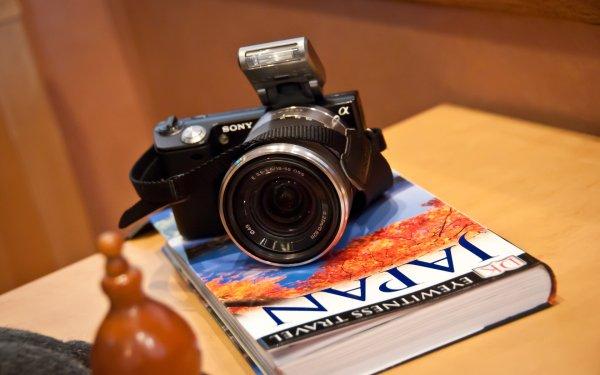 Man Made Camera Sony Japan Photography Book Still Life HD Wallpaper   Background Image