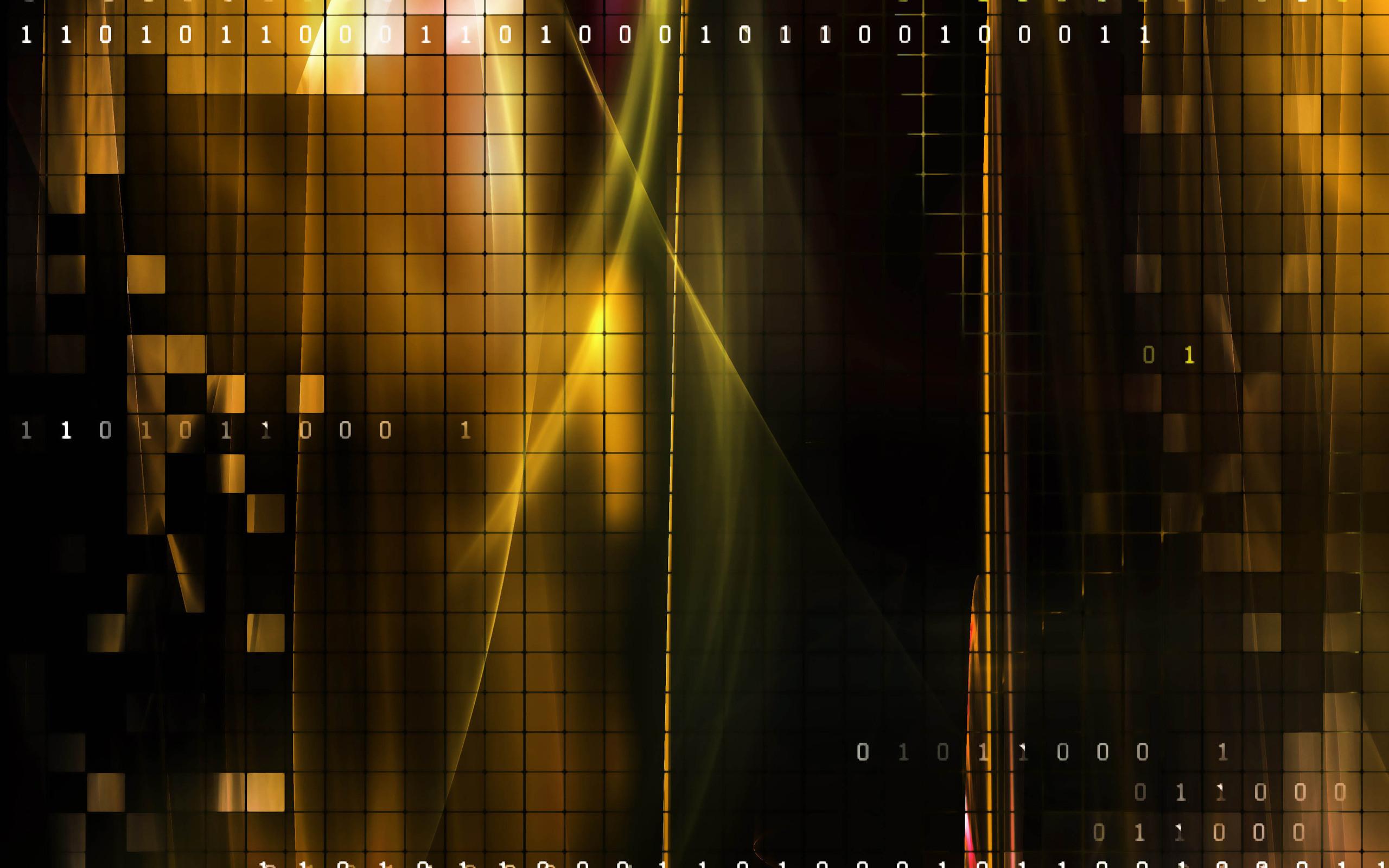 Technology Background Laptop: Artistic HD Wallpaper
