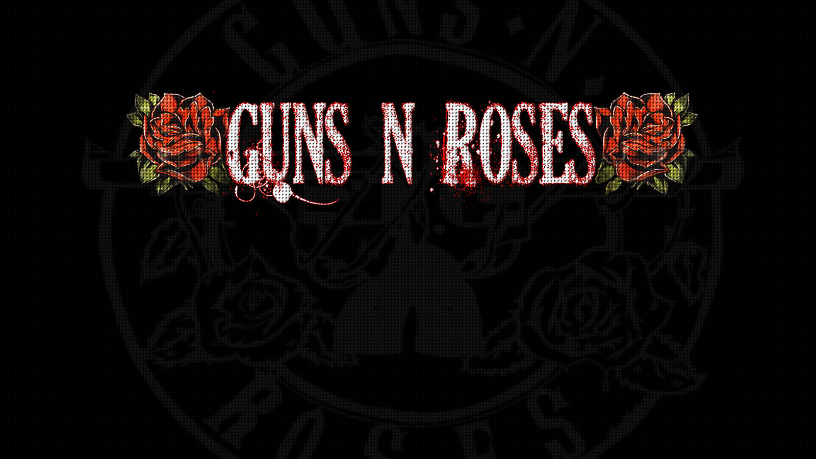 Guns N Roses Wallpaper And Background Image 1600x900 Id