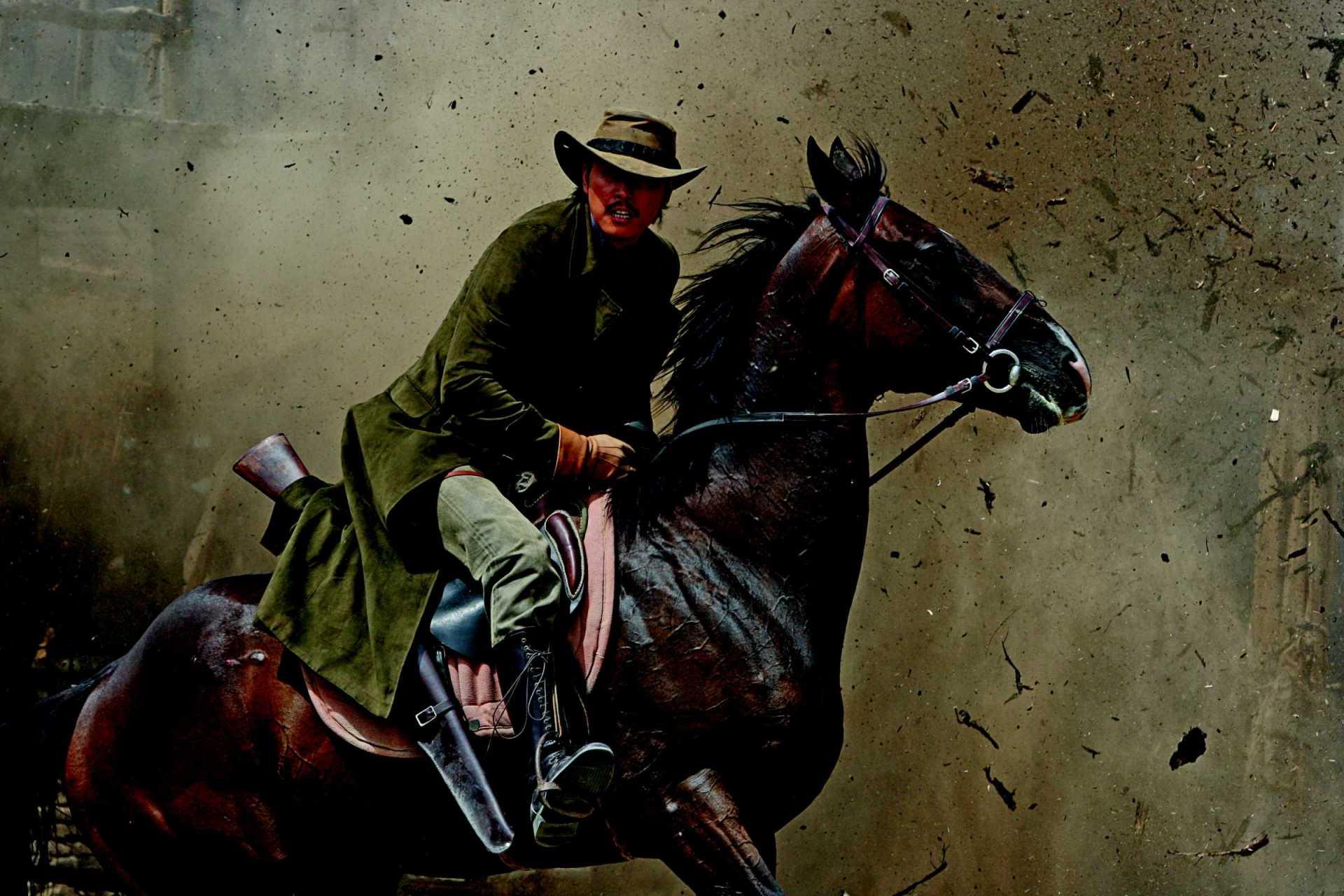 Western cowboys wallpaper - photo#23