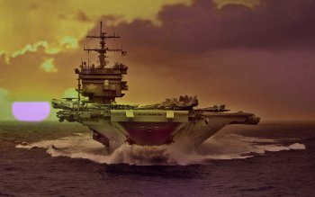Military - Aircraft Carrier Wallpapers and Backgrounds ID : 314334
