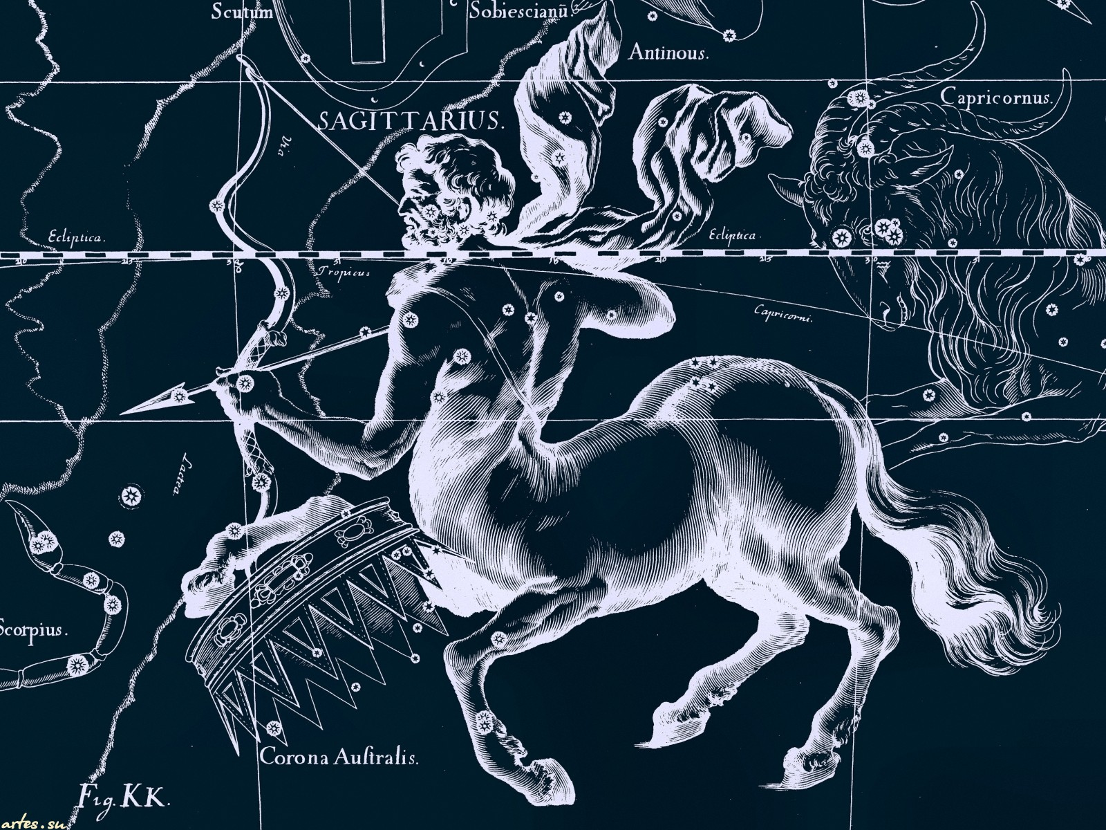 Zodiac Computer Wallpapers, Desktop Backgrounds ...