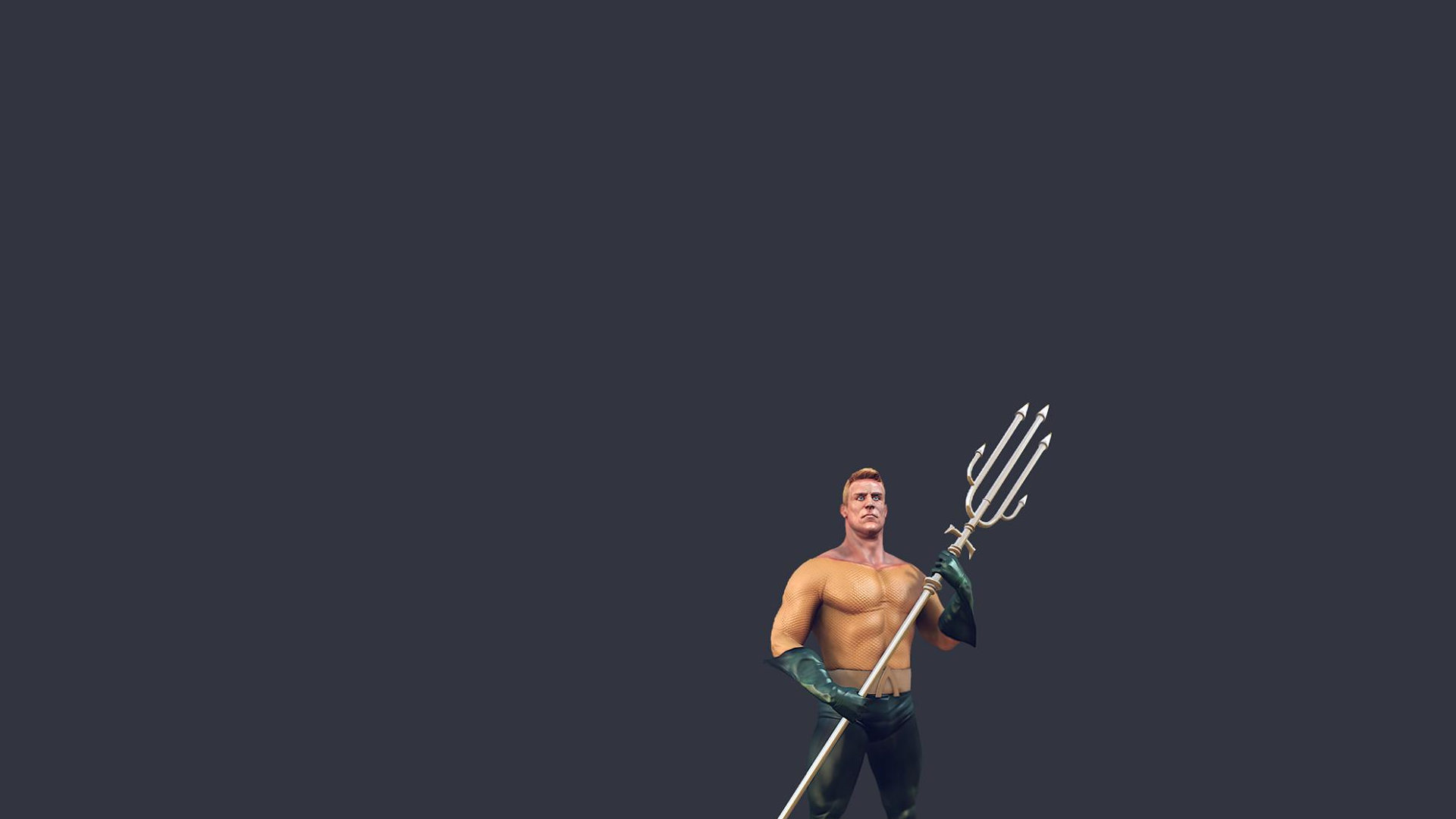 Comics - Aquaman  Wallpaper