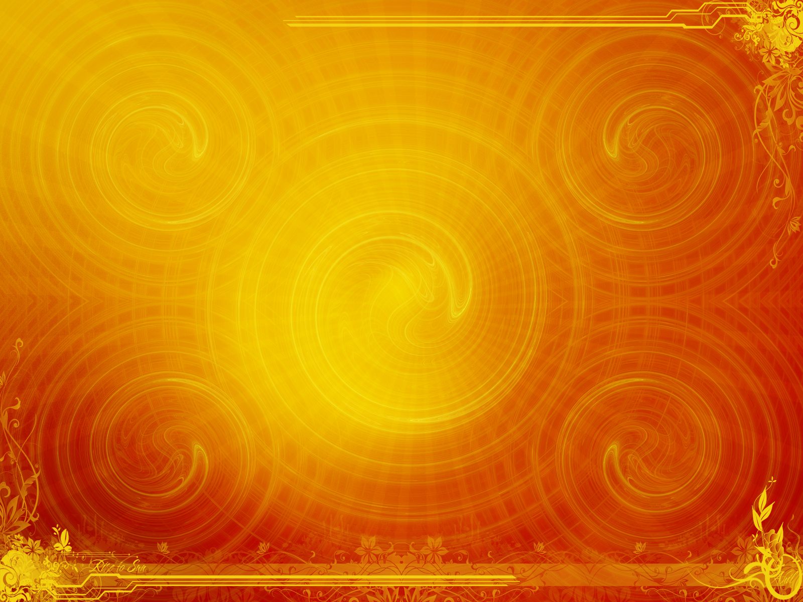 Wallpaper Orange Color 61 Images: Yellow Wallpaper And Background Image