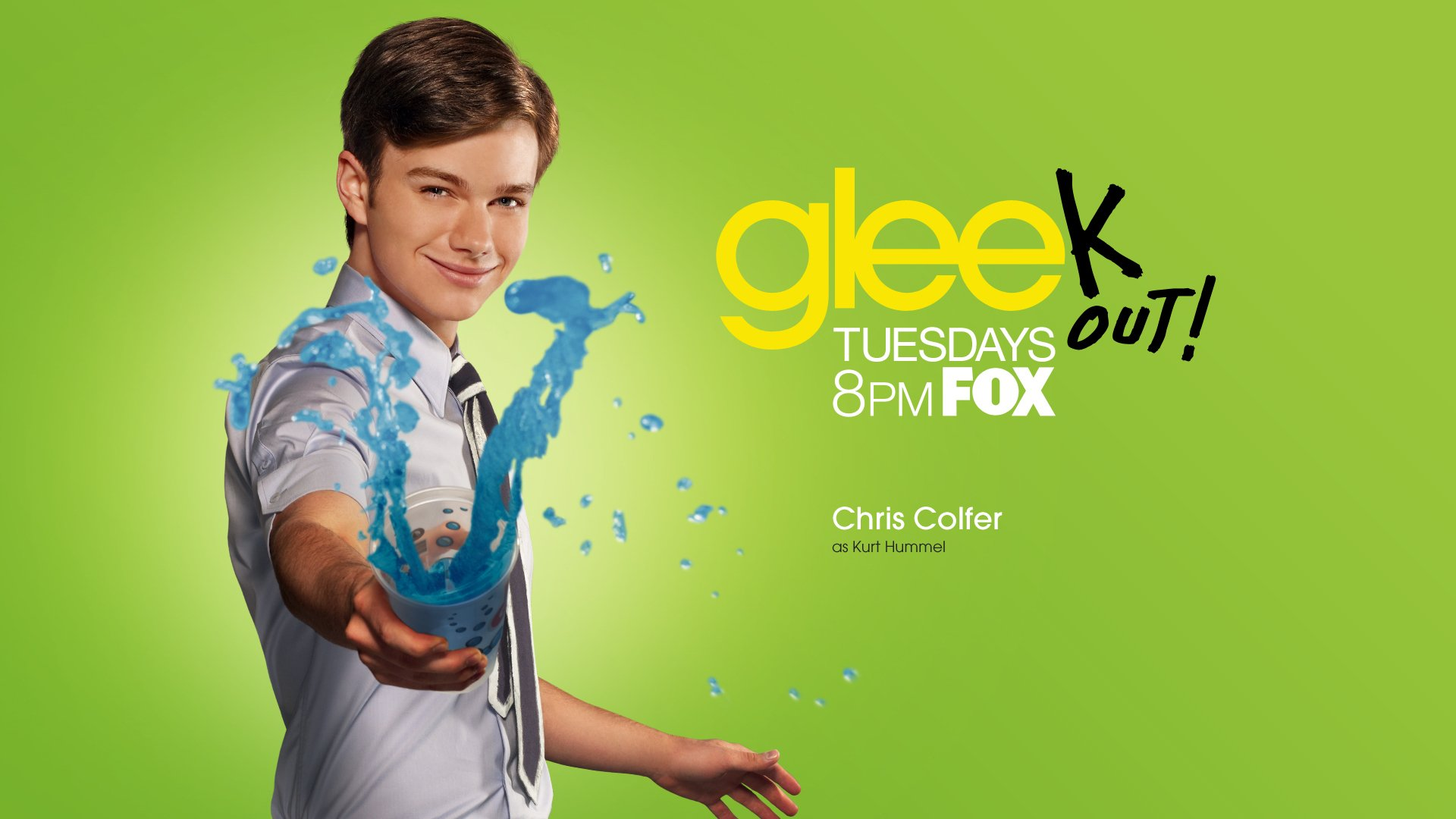 Glee full hd wallpaper and background image 1920x1080 id316419 tv show glee chris colfer kurt hummel wallpaper voltagebd Image collections
