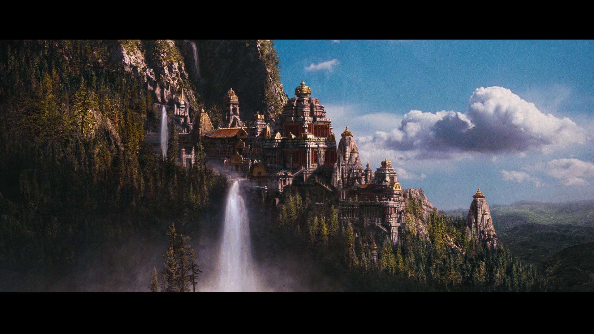 Schloss Full HD Wallpaper And Hintergrund