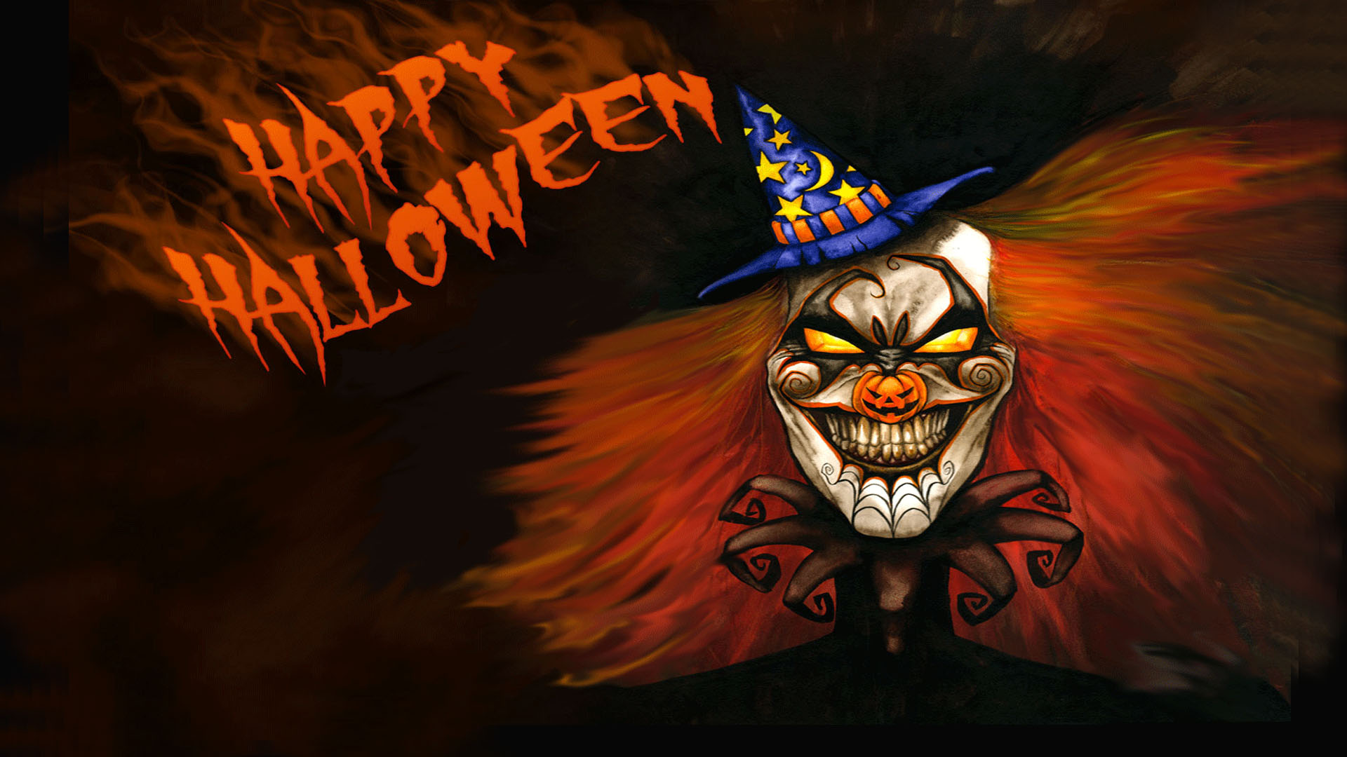 Halloween Full HD Wallpaper And Background Image