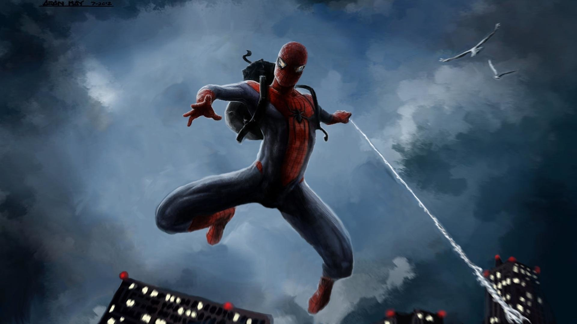 698 Spider Man HD Wallpapers