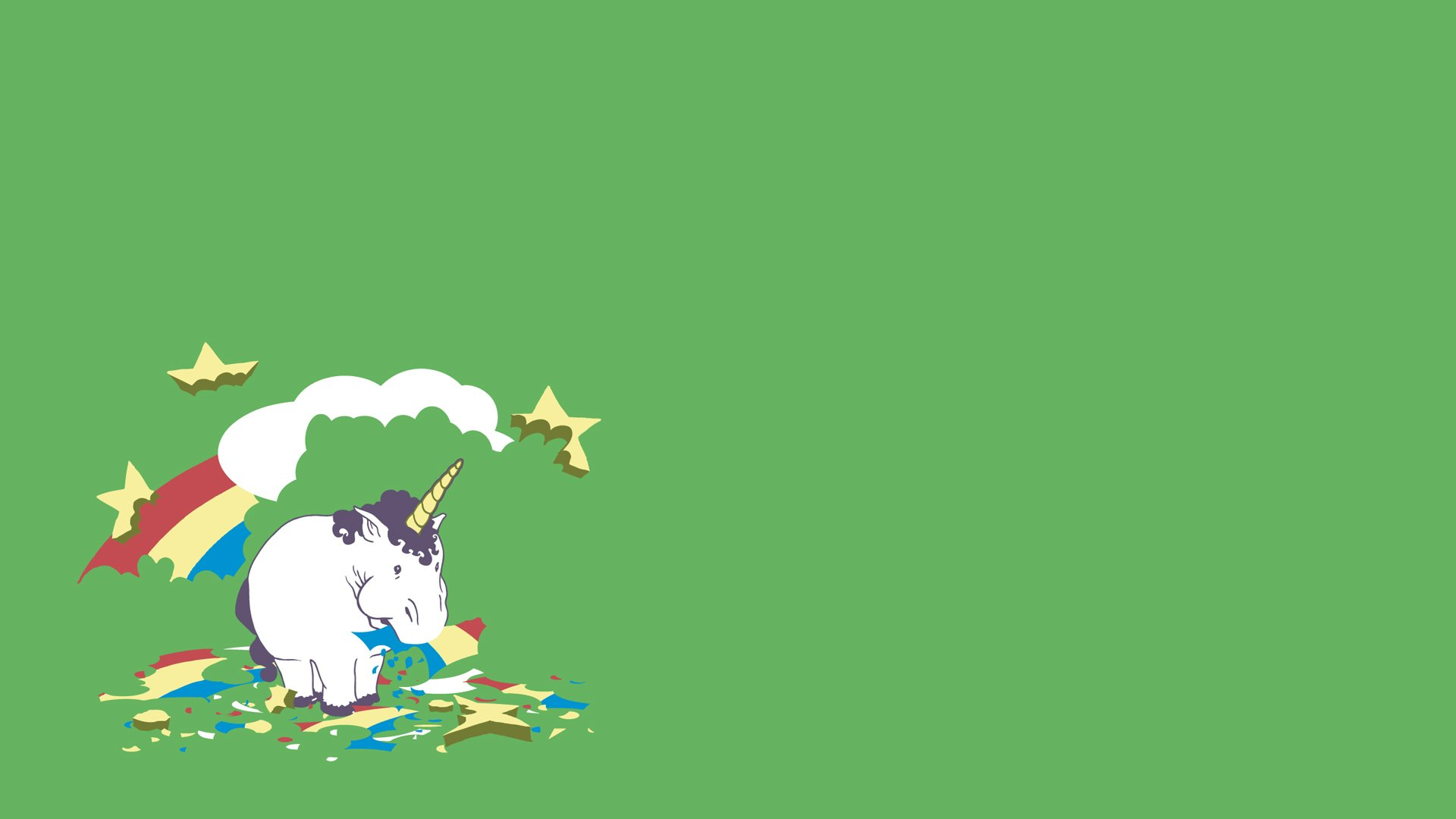 Hd wallpaper unicorn - Hd Wallpaper Background Id 317282 1920x1080 Humor Unicorn