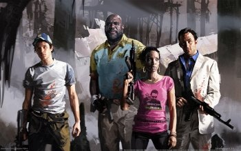 Gry Wideo - Left 4 Dead 2 Wallpapers and Backgrounds ID : 317293