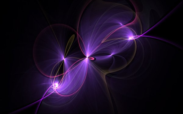 Abstract Purple Artistic HD Wallpaper   Background Image