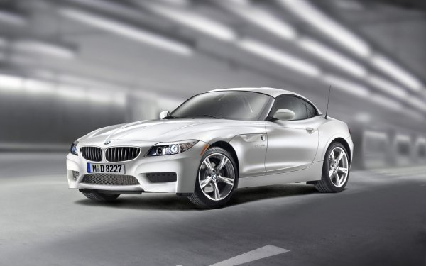 Vehicles BMW BMW Z4 HD Wallpaper   Background Image