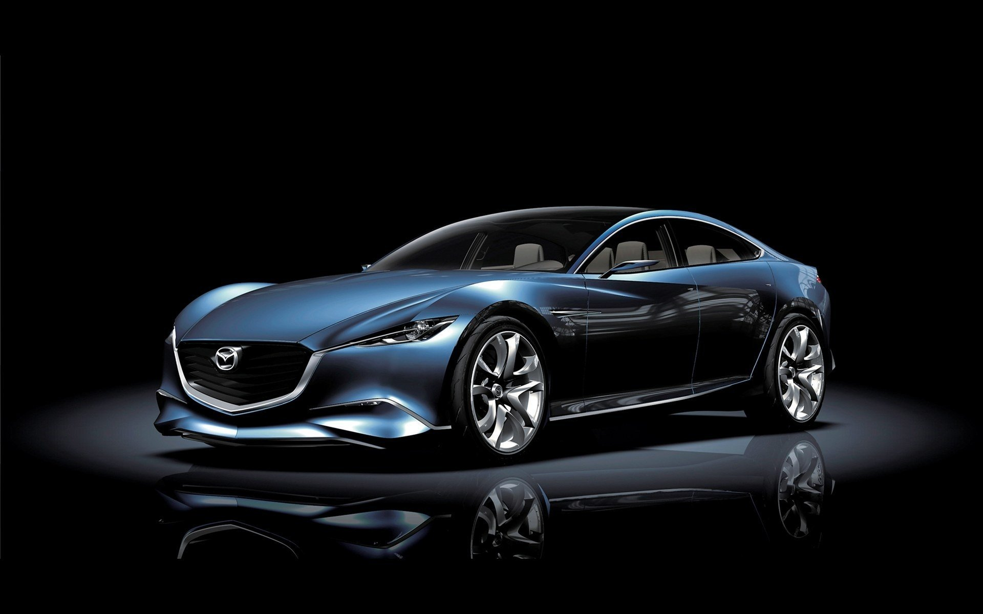 Mazda Full HD Wallpaper And Background Image