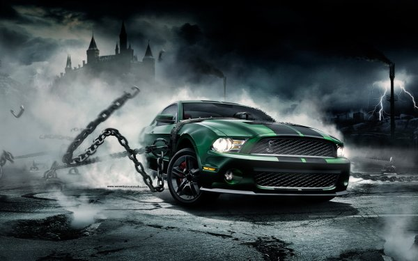 Vehicles Ford Mustang Ford HD Wallpaper   Background Image