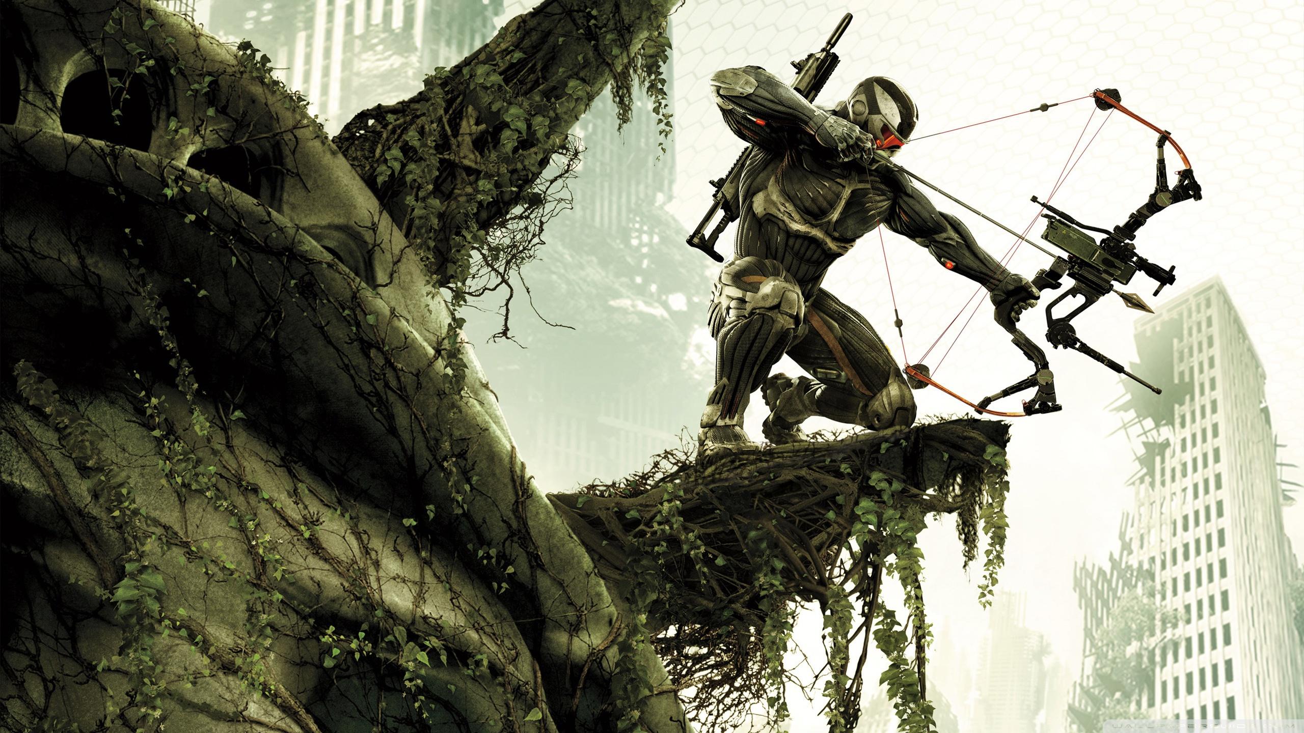 Crysis 3 - GamePlay #1 FULL HD - YouTube