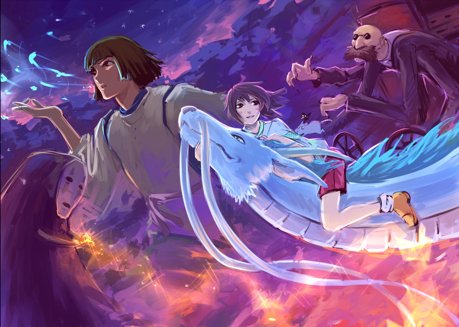 chihiro reise ins zauberland