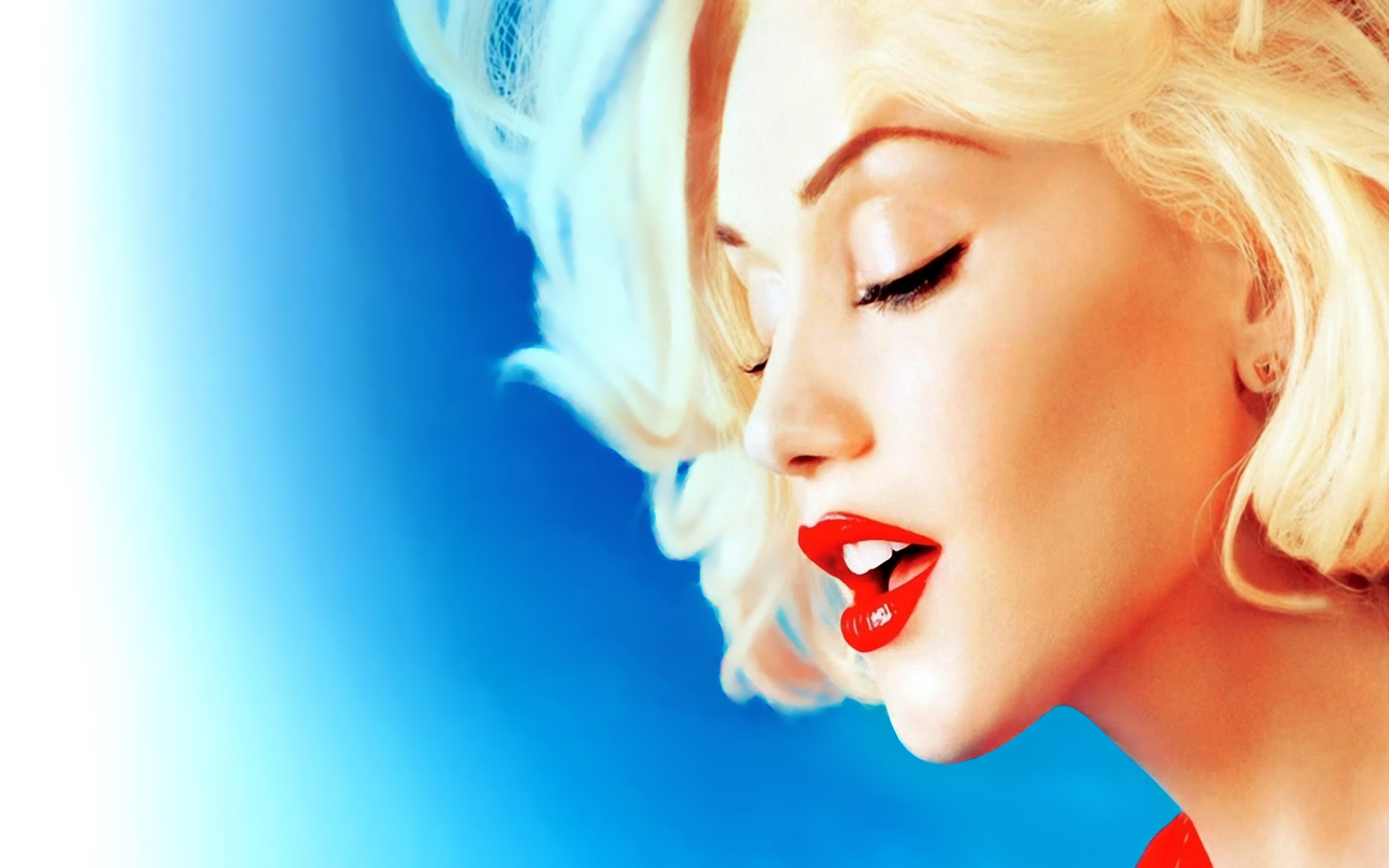 gwen stefani wallpaper cool - photo #1