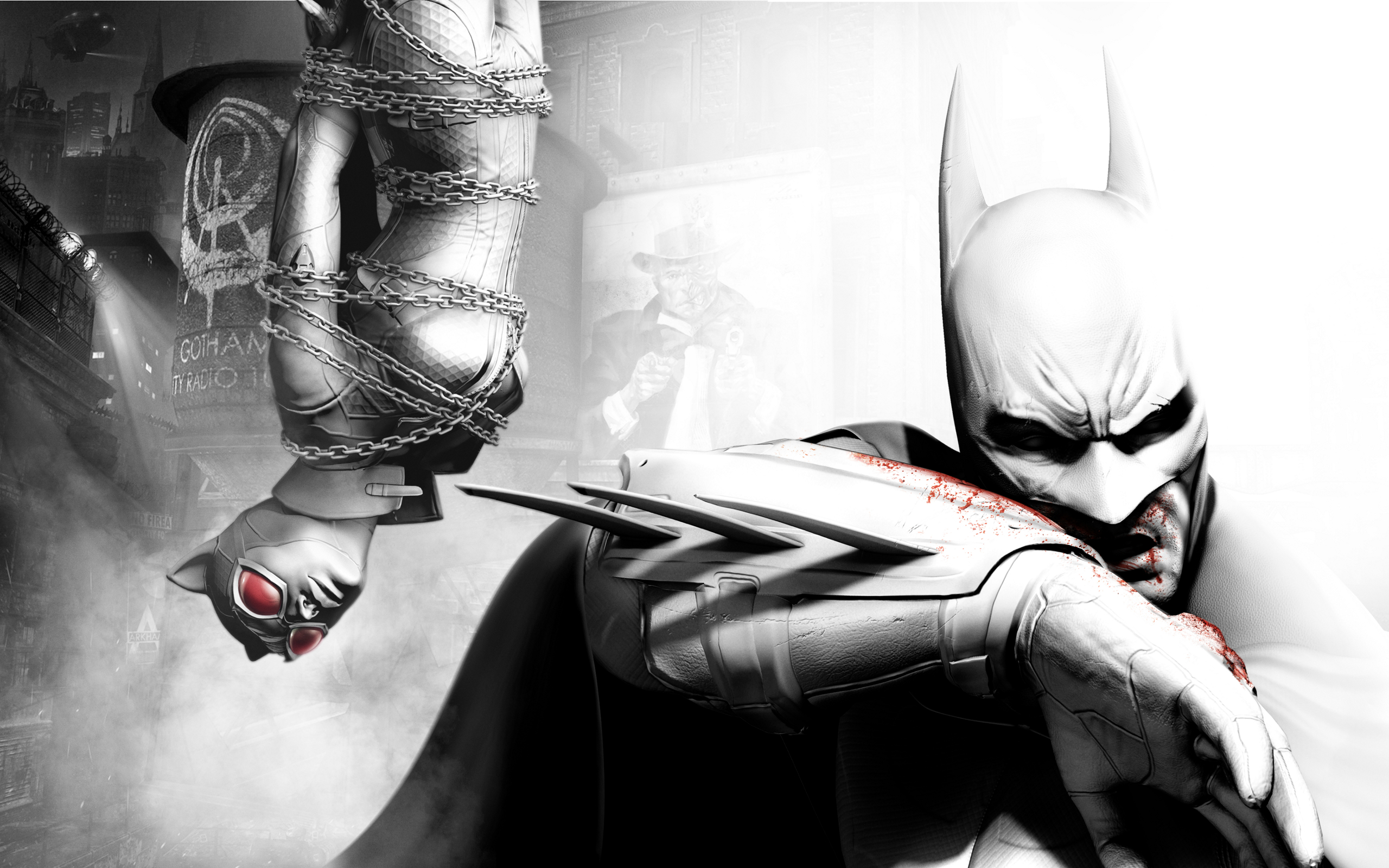 217 Batman Arkham City HD Wallpapers