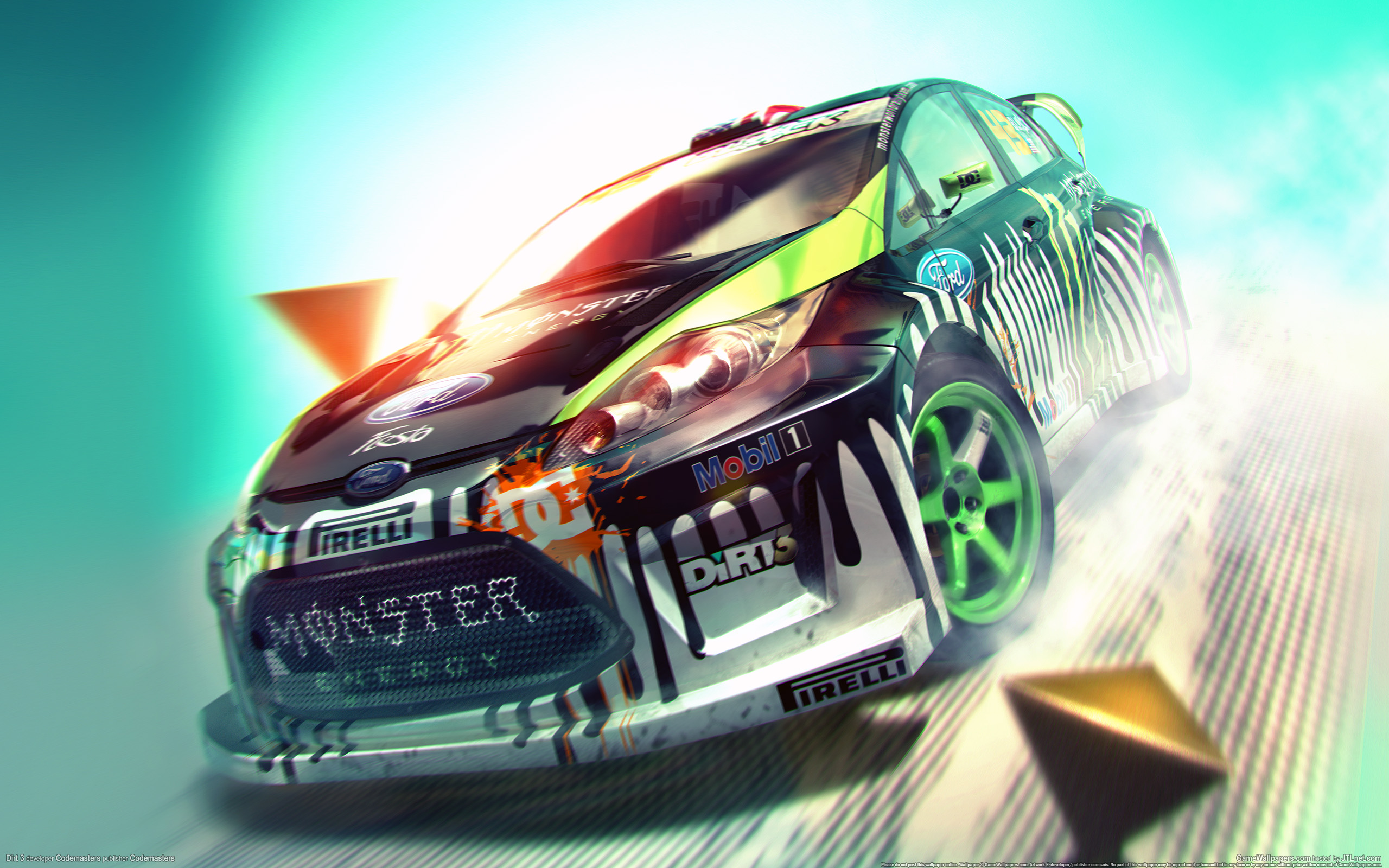 17 dirt 3 hd wallpapers | background images - wallpaper abyss
