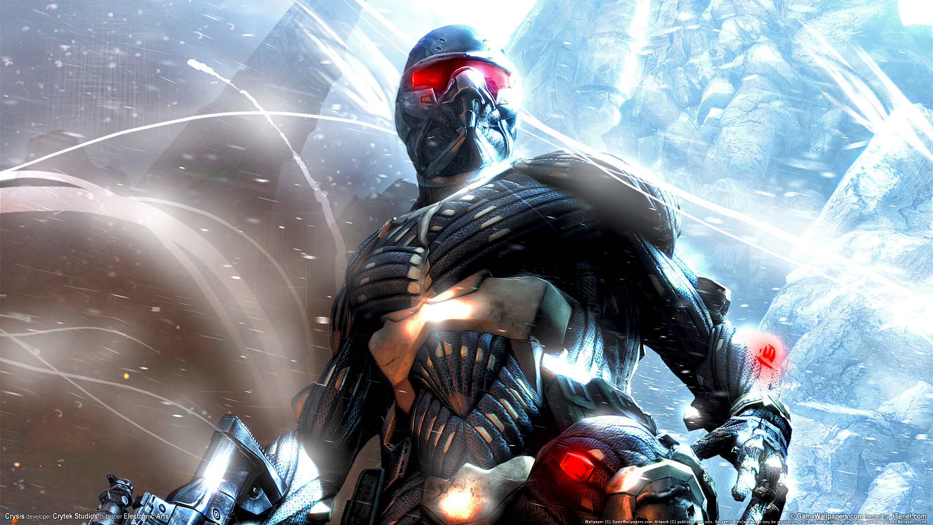 Crysis Full HD Wallpaper And Background Image
