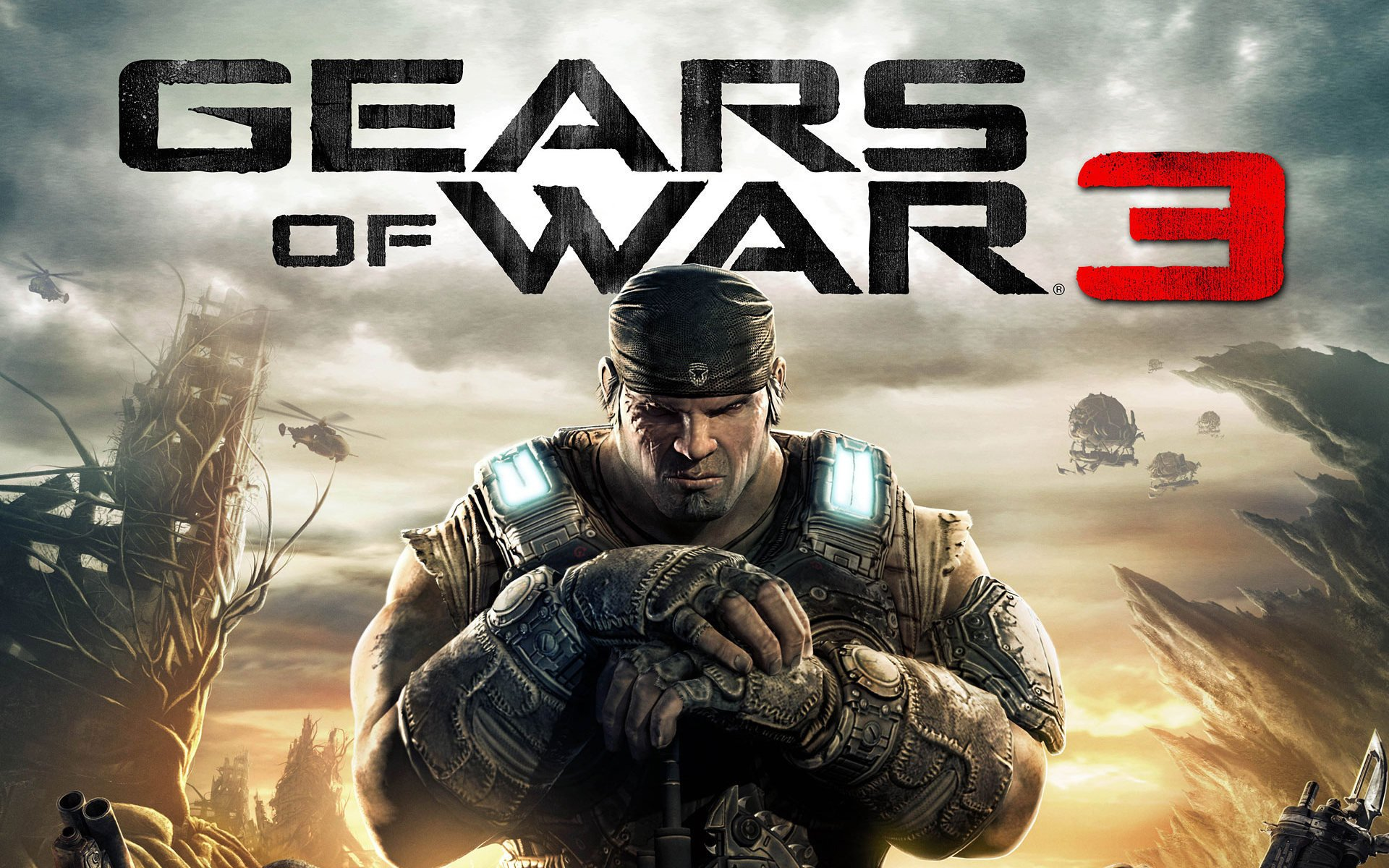 69 Gears Of War 3 Hd Wallpapers Background Images Wallpaper Abyss