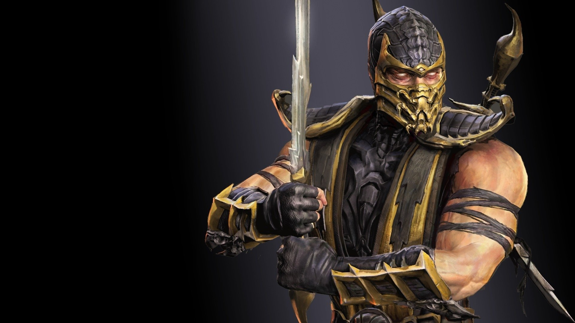 65 Scorpion Mortal Kombat Hd Wallpapers Background Images