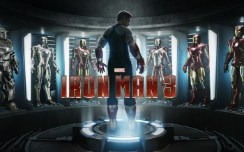 Movie - Iron Man 3 Wallpapers and Backgrounds ID : 319030