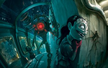 Video Game - Bioshock 2 Wallpapers and Backgrounds ID : 319503