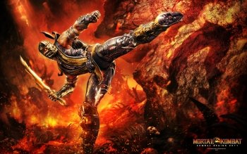 Video Game - Mortal Kombat Wallpapers and Backgrounds ID : 319983