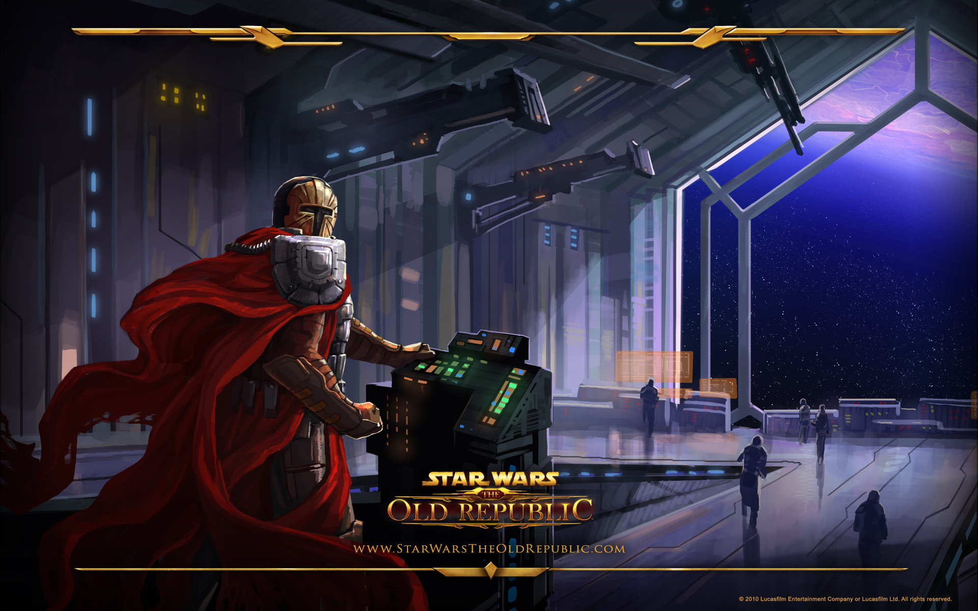 Star Wars The Old Republic Full HD Wallpaper And Background Image