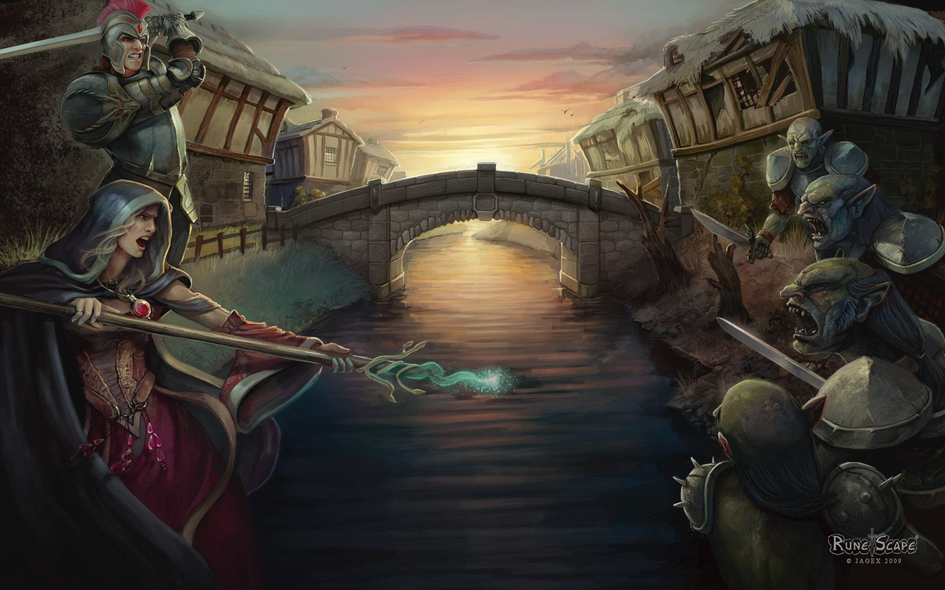 Runescape Full HD Wallpaper And Background Image