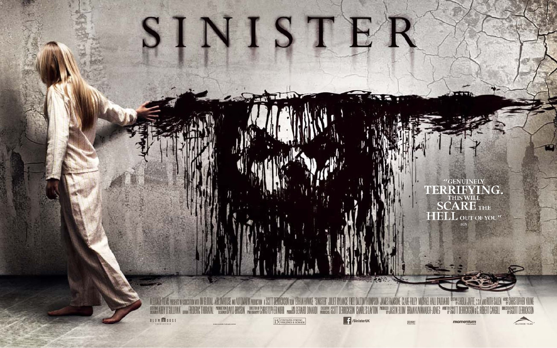 Sinister (2012) - Recap and Review | Buddy2Blogger