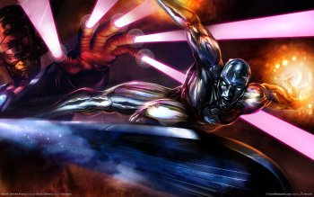 Комиксы - Silver Surfer Wallpapers and Backgrounds ID : 320170